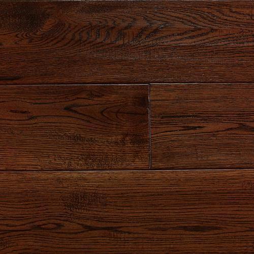 Distressed Solid Hardwood Oak